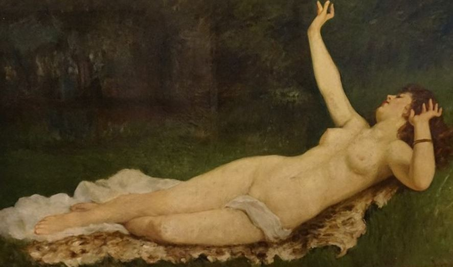 French Classical Nude